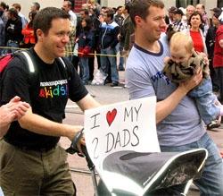 gay parent adoptions